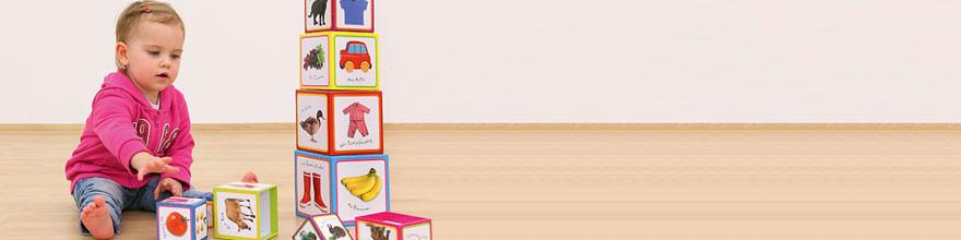 Kleinkind-  Babyspielzeug