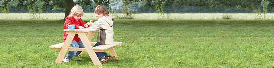 Outdoor-Tische  Baenke