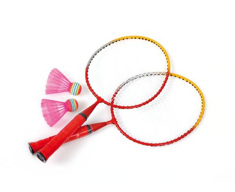 Badminton Set fuer Kinder
