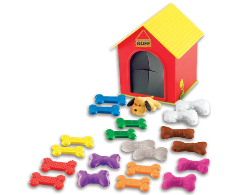 Ruffs Hundehuette - Tastspiel