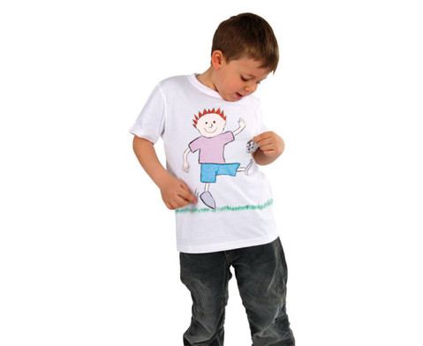 Kindershirt zum Bemalen-4