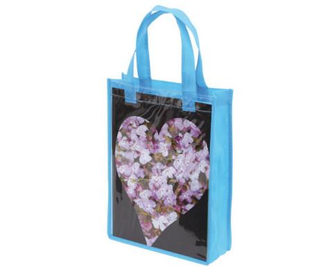 Kunststofftasche mit Einschub 3er-Set-3