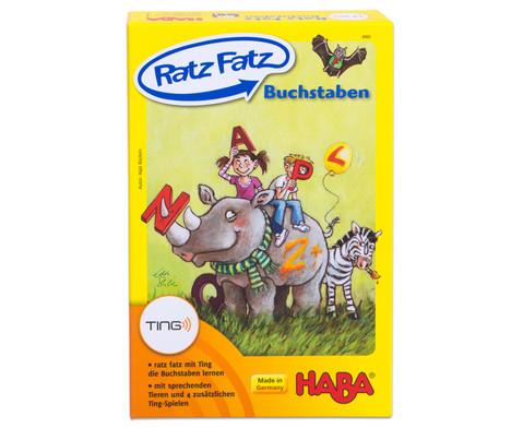 TING Ratz Fatz Buchstaben-6