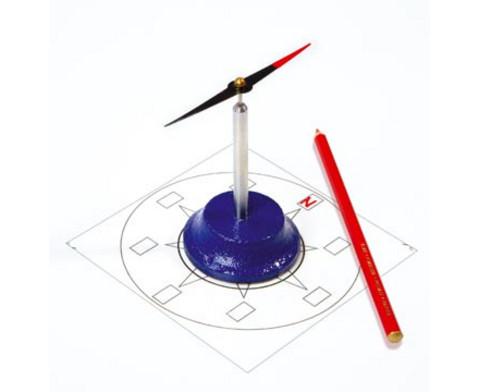 Betzold Experimentier-Koffer Kompass  Magnetismus-12
