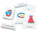Betzold Flash Cards - Kleidung-2