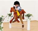 Schluepfkostuem Pferd hellbraun oder dunkelbraun-5