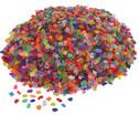 Betzold Mosaiksteine Kunststoff 1 kg transparent-4