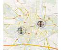 Einzelner Kompass  mit Fadenkreuz-2