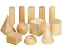 Betzold Geometriekoerper aus Holz 12 Stueck-2