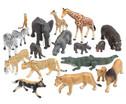Afrikanische Tiere 18-tlg Set-5