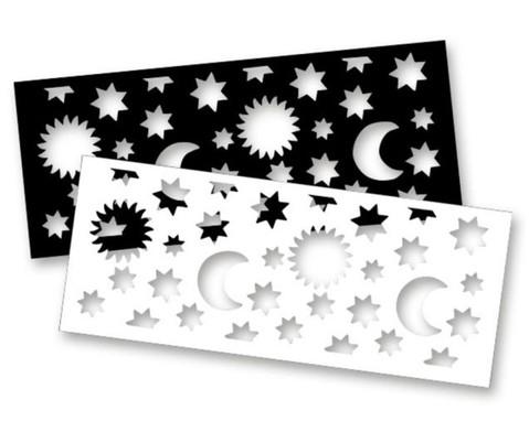 Sonne-Mond-Sterne-Laternen-Zuschnitte 10 Stueck-2