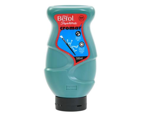Berol Cromar Farben 500 ml-7