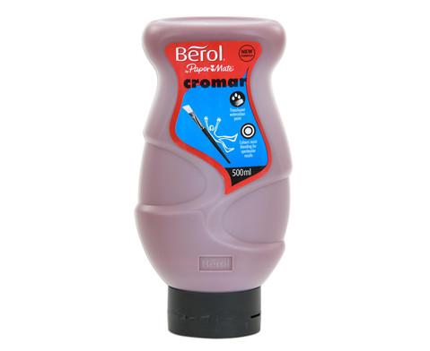 Berol Cromar Farben 500 ml-9