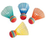 Badminton Ball-Set Soft, 4 Stück