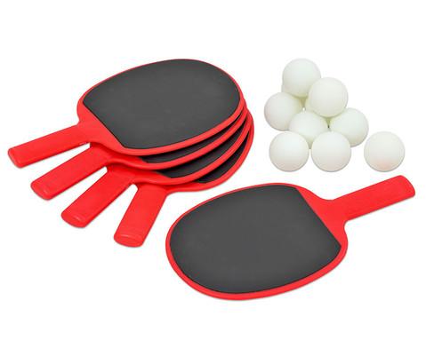 Betzold Sport Tischtennis Outdoor-Set
