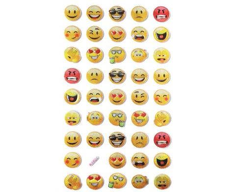 Aufkleber Smiley-1
