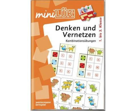 miniLUEK - Denken und Vernetzen 1-1