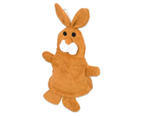 Waschhandschuh Hase-2