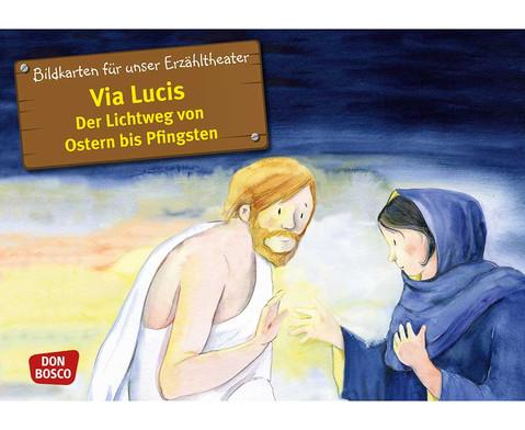 Via Lucis  Der Lichtweg von Ostern bis Pfingsten-1