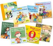 Willkommen in der Schule!  Set mit  8 Pixi Bücher