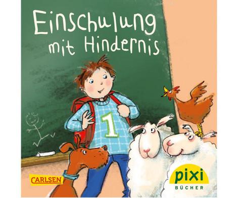 Willkommen in der Schule  Set mit  8 Pixi Buecher-3