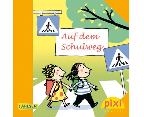Willkommen in der Schule  Set mit  8 Pixi Buecher-6