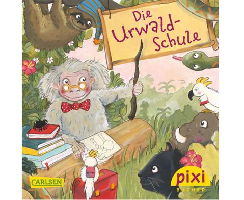 Willkommen in der Schule  Set mit  8 Pixi Buecher-7