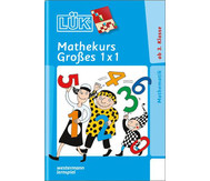 LÜK Mathekurs Großes 1x1 ab 3.Klasse