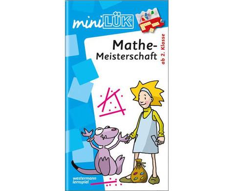 miniLUEK Mathe-Meisterschaft ab 2 Klasse-1