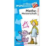 miniLÜK Mathe-Meisterschaft ab 2. Klasse