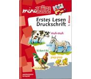 miniLÜK-Erstes Lesen Druckschrift 1. Klasse