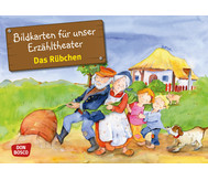 Bildkarten – Das Rübchen