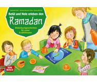 Bildkarten: Betül und Nele erleben den Ramadan