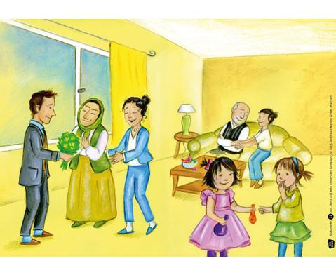 Bildkarten Betuel und Nele erleben den Ramadan-2