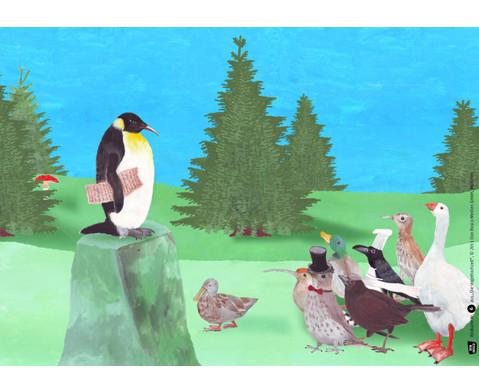 Bildkarten Die Vogelhochzeit-4