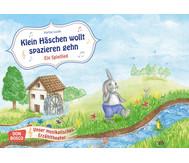 Bildkarten: Klein Häschen wollt spazieren gehen