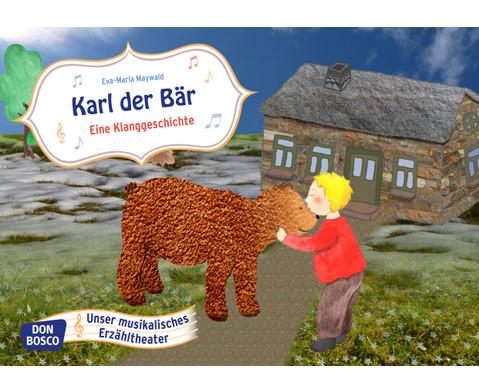 Bildkarten  Karl der Baer-1