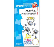 miniLÜK Mathe-Meisterschaft - ab 4.Klasse