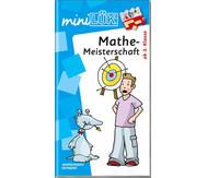 miniLÜK Mathe-Meisterschaft - ab 3.Klasse