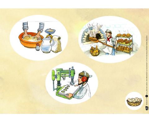 Bildkarten Brot des Lebens-3