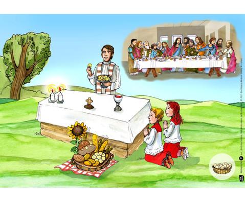 Bildkarten Brot des Lebens-5