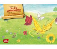 Bildkarten: Die drei Schmetterlinge