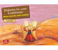 Bildkarten: Mose und die zehn Gebote