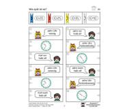 Colorclip: Wieviel Uhr ist es?
