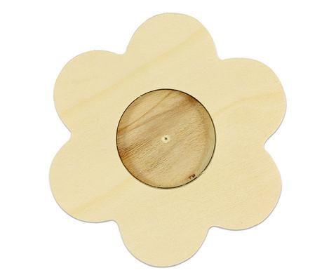 Teelichthalter Blume 3er-Set