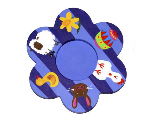 Teelichthalter Blume 3er Set-6