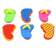 Sandalenstempel 'Formen', 6er-Set