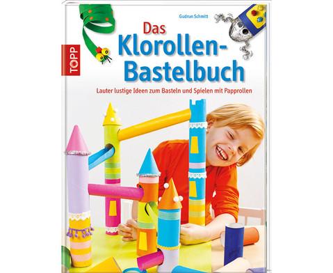 Klorollen-Bastelbuch