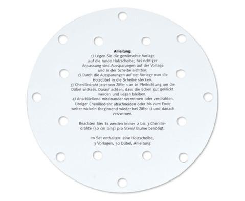 Wickelstern-Bastelset 104 Teile-3