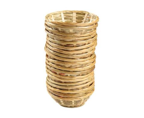 Bambuskoerbchen 10 Stueck-3